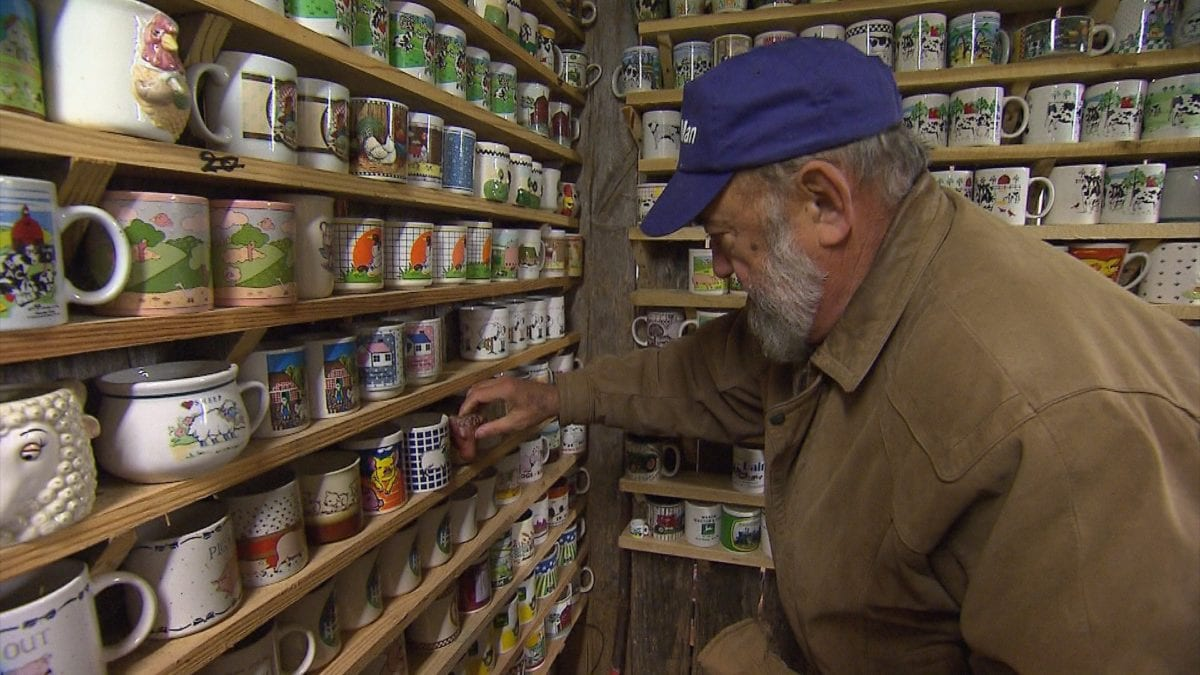 Mug Collector - Charlie Fouts on NPT's Tennessee Crossroads