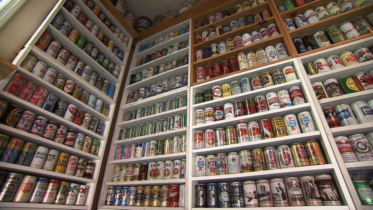 Scott Mertie - Beer Memorabilia Collector on NPT's Tennessee Crossroads