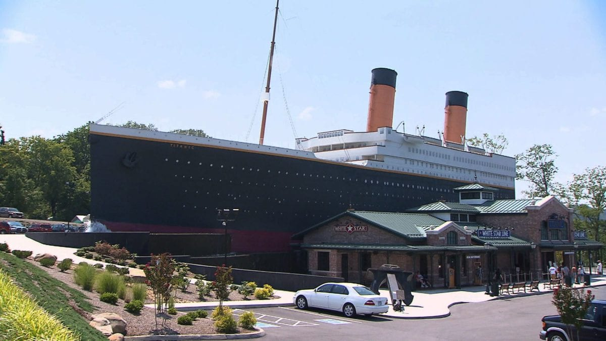 Titanic Museum on NPT's Tennessee Crossroads