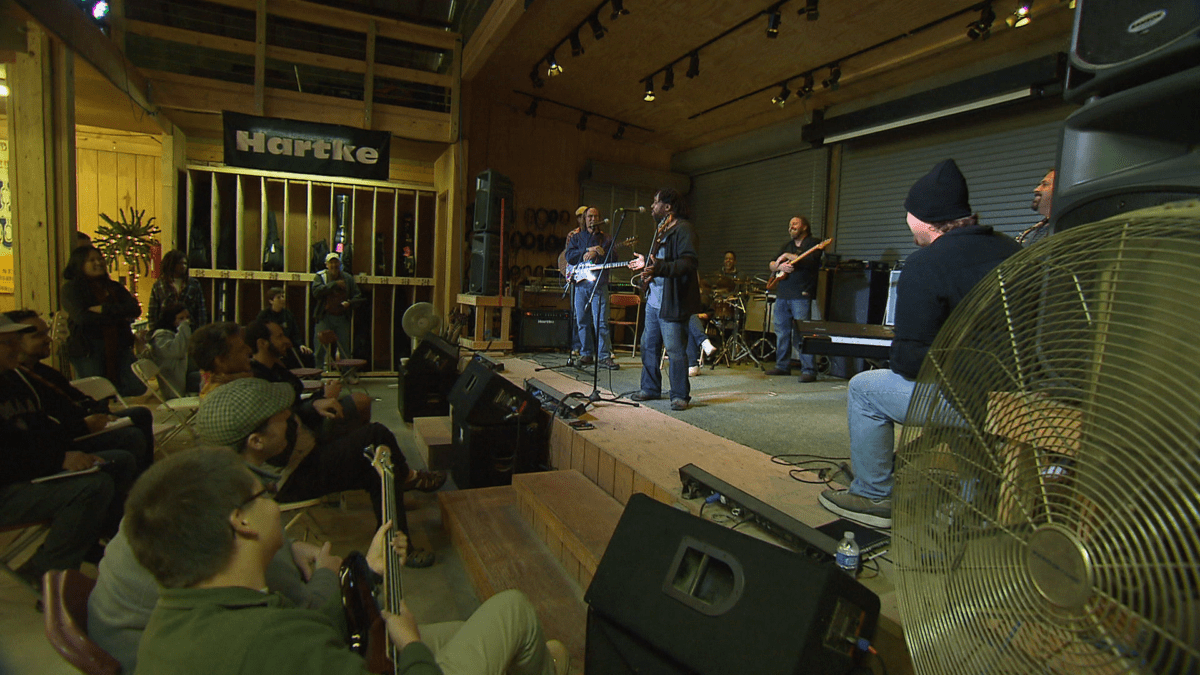 Victor Wooten's Center for Music and Nature on NPT's Tennessee Crossroads